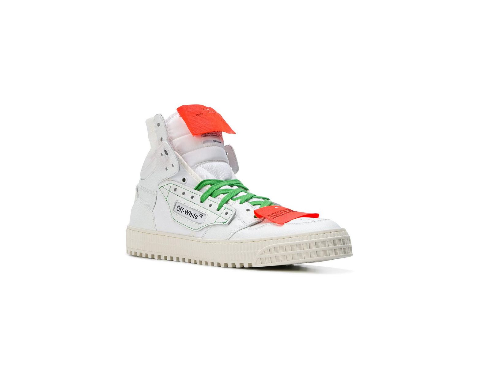 dd86aa01db Baskets Low 3.0 Off-White c/o Virgil Abloh pour homme en coloris Blanc -  Lyst