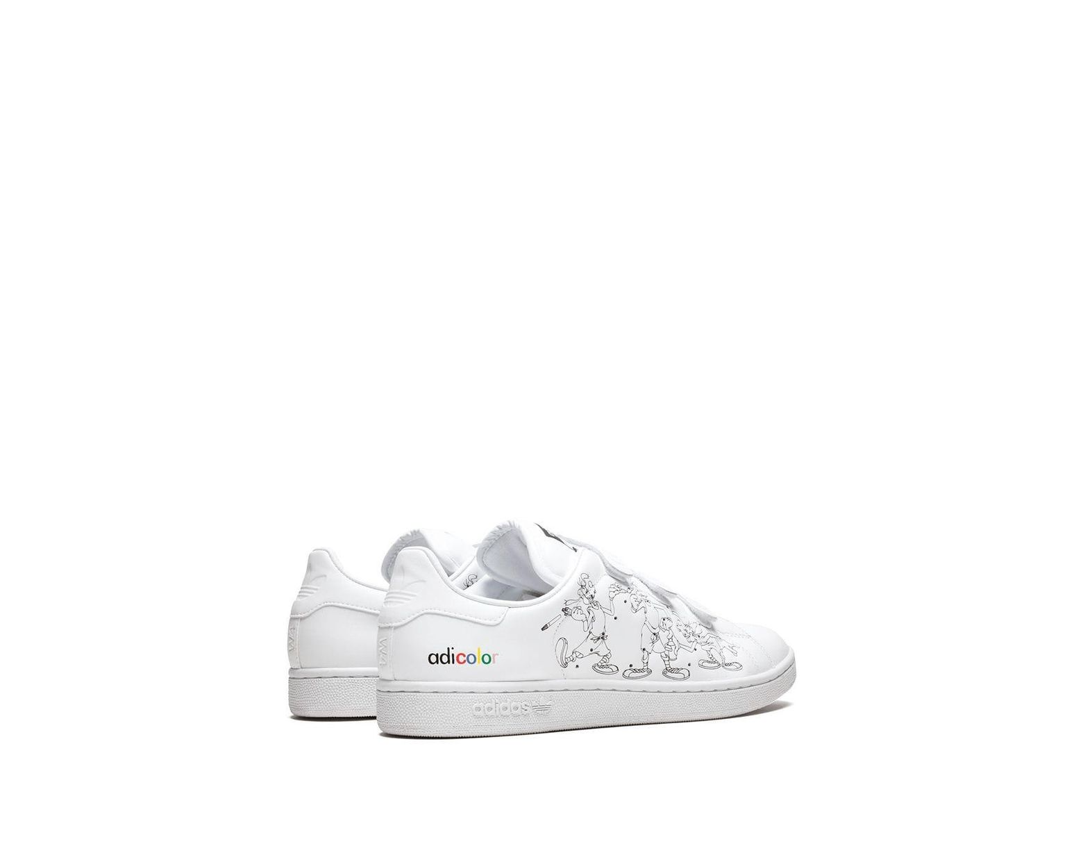 cheaper d2d52 41c37 adidas Stan Smith Ii Cf W 4 Sneakers in White for Men - Lyst