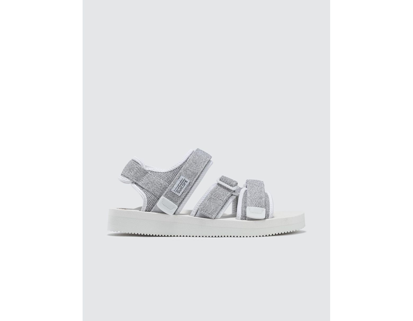 30e222b0a7 Suicoke Kisee-vkn Sandals in White for Men - Lyst
