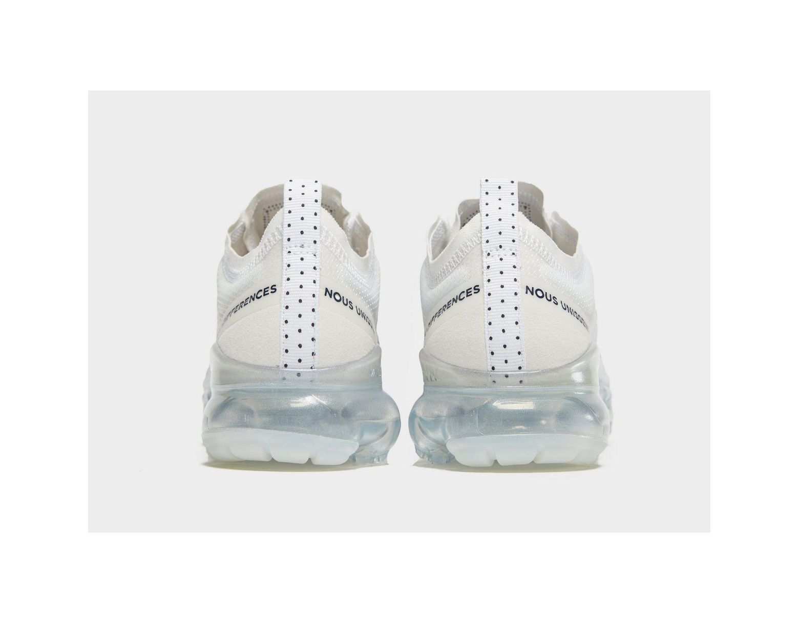 Nike Air Vapormax 2019 Unite Totale In White Save 1 Lyst