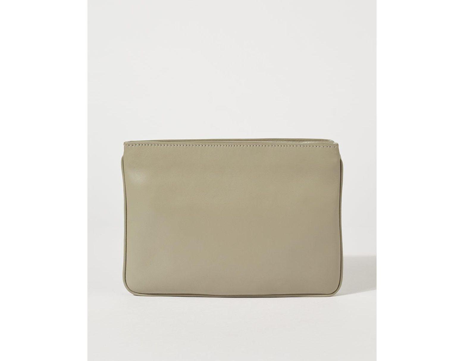 ec619d94936 Jigsaw Tanvi Double Gusset Crossbody Bag - Lyst