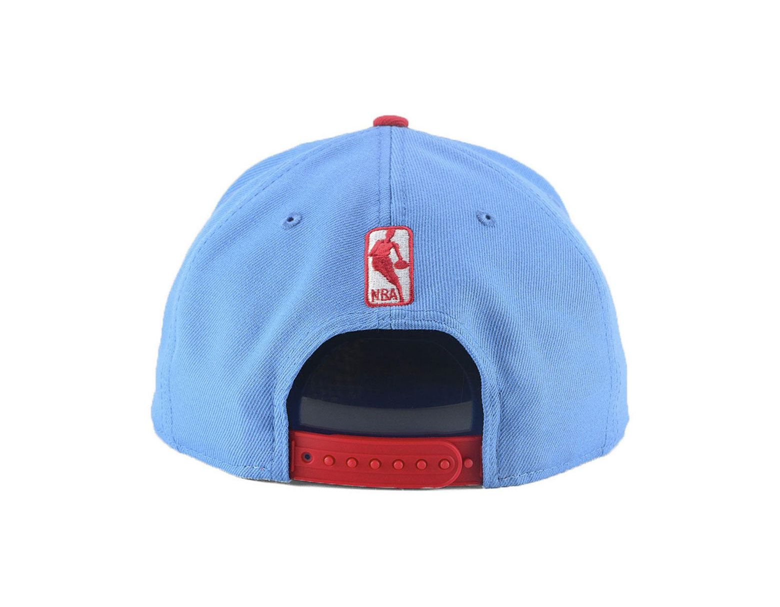 half off 09bed 65c1c KTZ Chicago Bulls Light City Combo 9fifty Snapback Cap in Blue for Men -  Lyst