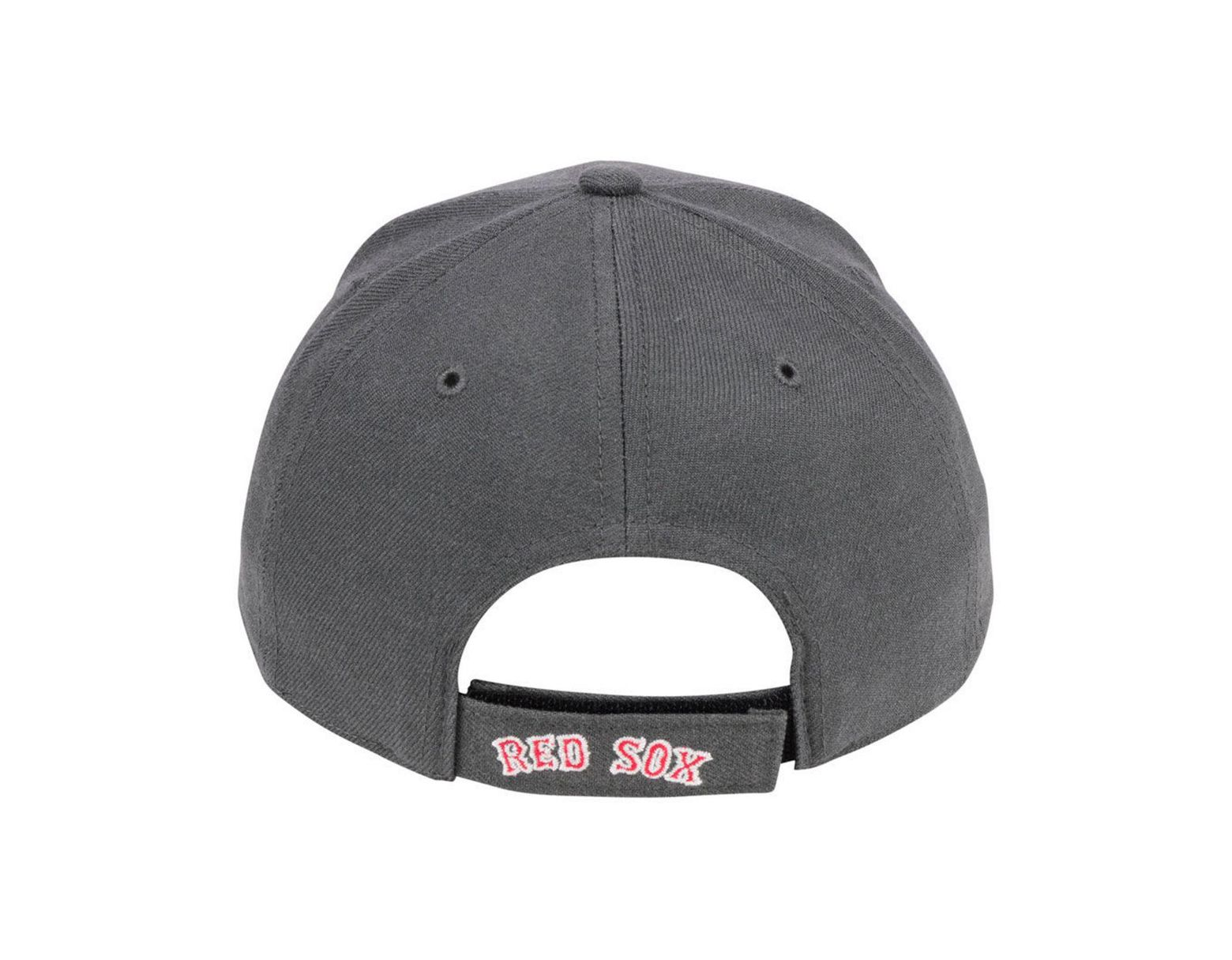 4a95e5e89 47 Brand Boston Red Sox Charcoal Mvp Cap in Gray for Men - Lyst