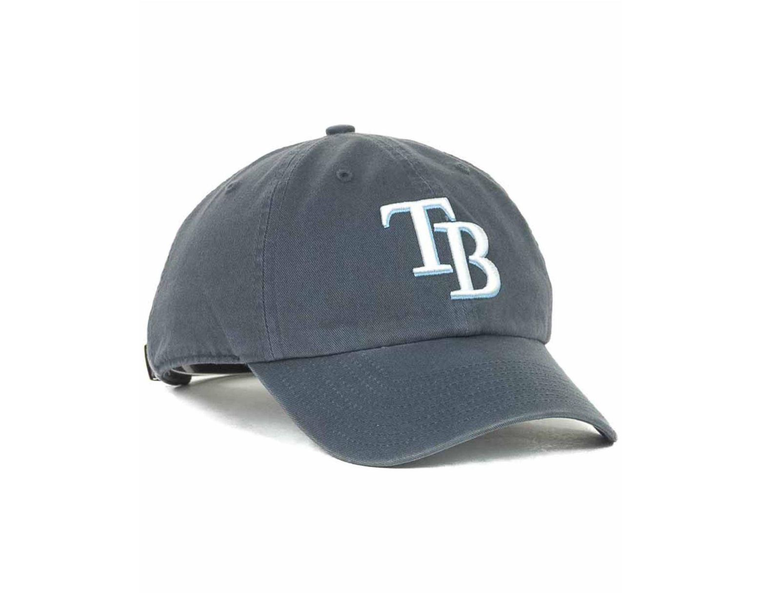the latest 4565f 655e0 47 Brand Tampa Bay Rays Clean Up Hat in Blue for Men - Lyst