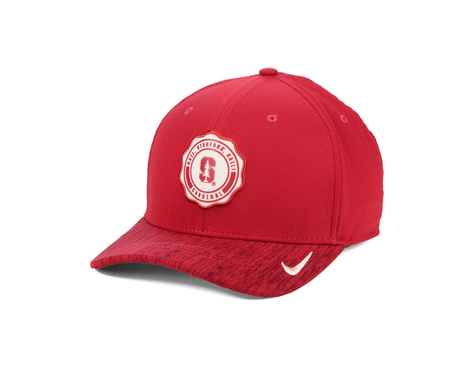 37ef5972e3ef1 Lyst - Nike Stanford Cardinal Rivalry Cap in Red for Men