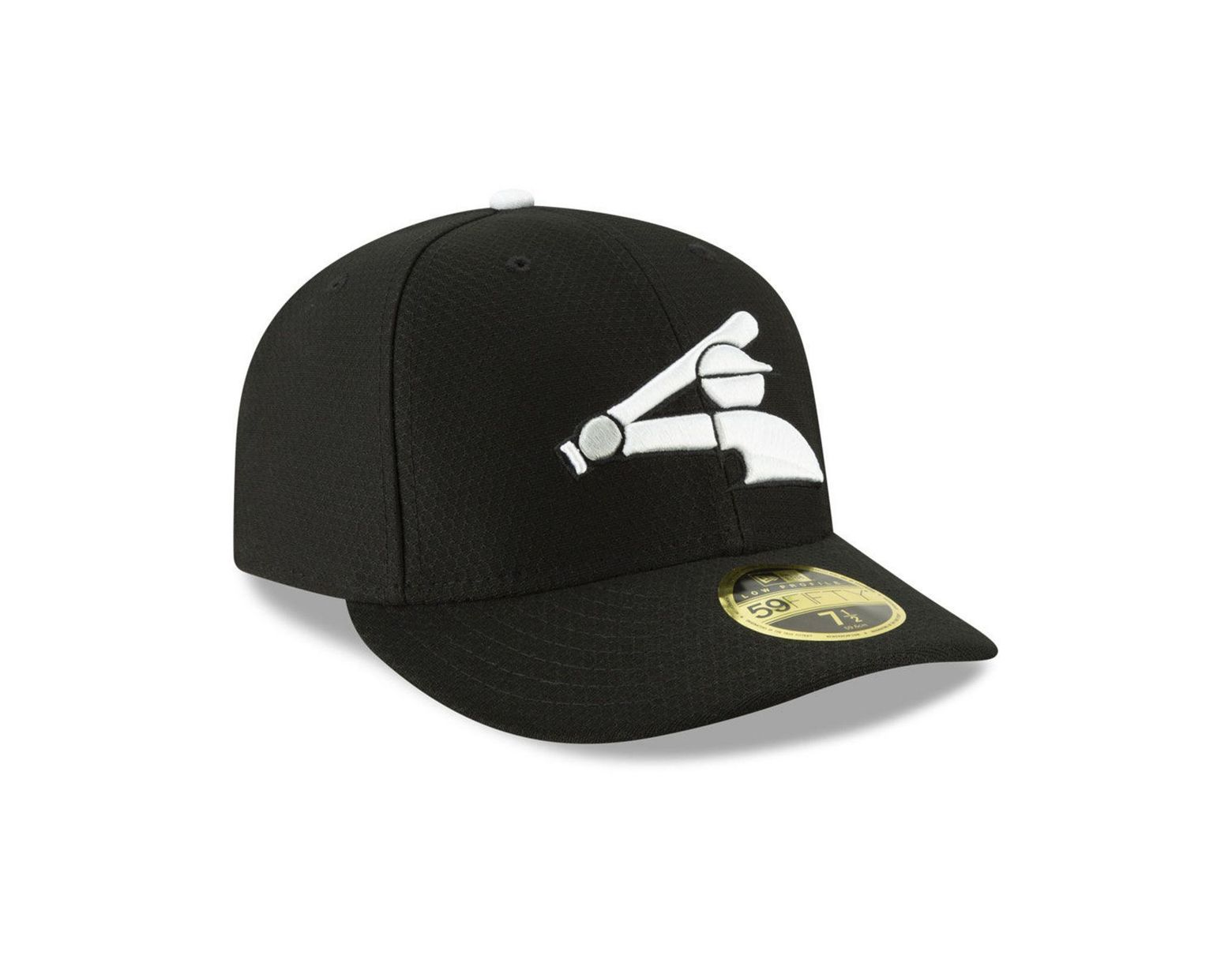 78fd47f19 KTZ Chicago White Sox Batting Practice Low Profile 59fifty-fitted Cap in  Black for Men - Save 10% - Lyst