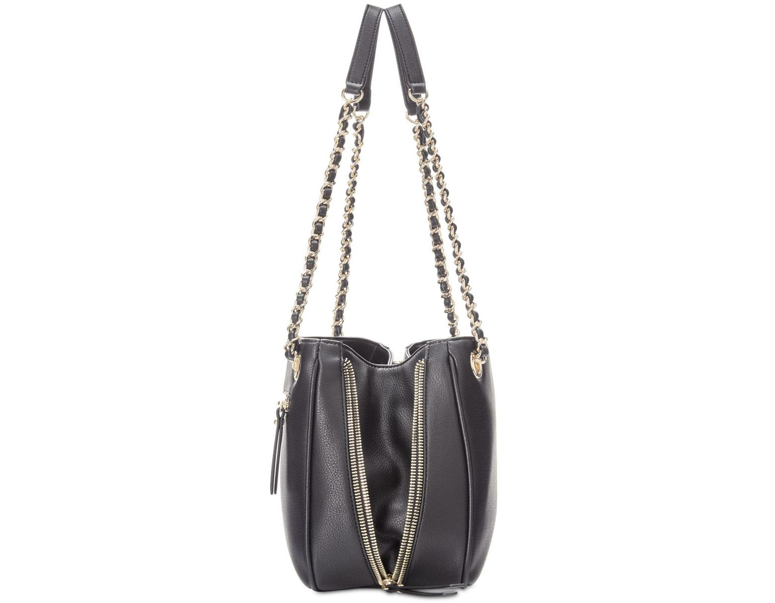 70ae48e88407 INC International Concepts I.n.c. Deliz Chain Shoulder Bag, Created For  Macy's in Black - Save 53% - Lyst