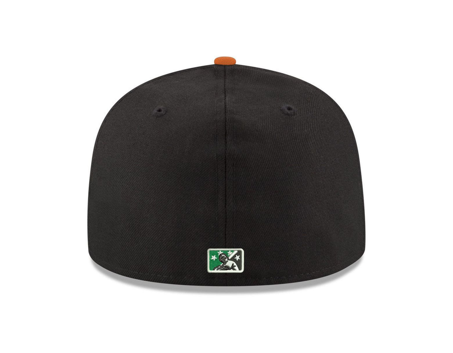 buy online bee3a 225e7 KTZ Down East Wood Ducks Ac 59fifty Fitted Cap in Black for Men - Lyst