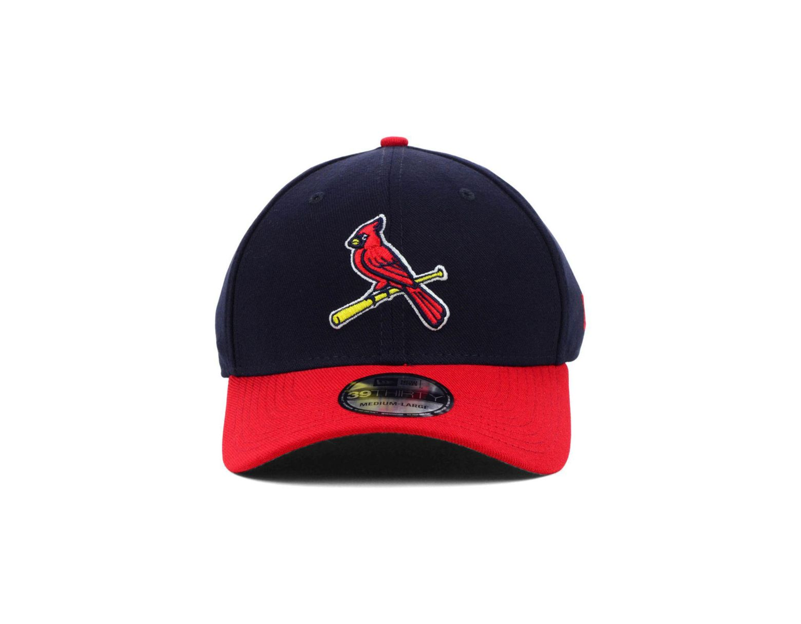 uk availability c166f 343e6 KTZ St. Louis Cardinals Mlb Team Classic 39thirty Cap in Blue for Men - Lyst