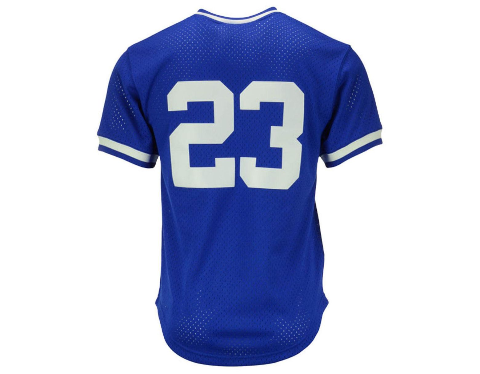 f3f5c3c09 Mitchell & Ness Men's Ryne Sandberg Chicago Cubs Authentic Mesh Batting  Practice Jersey in Blue for Men - Lyst