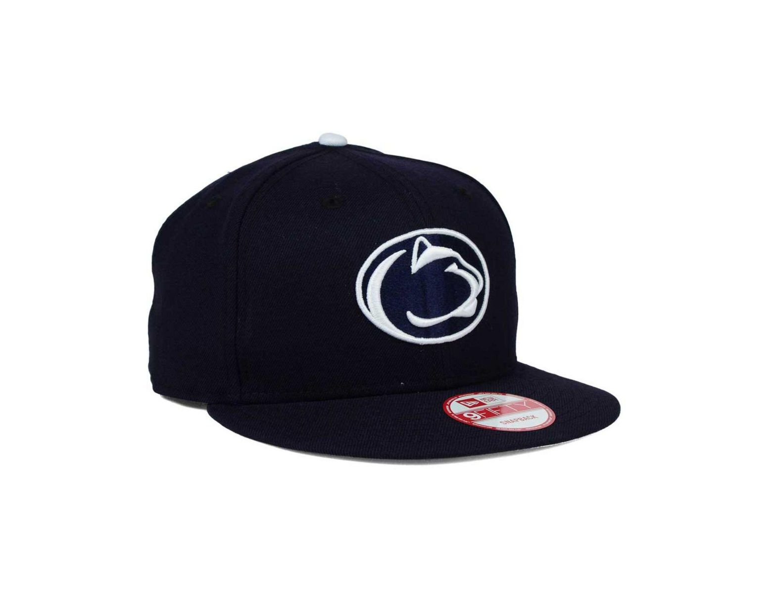 best authentic 97bf6 770a1 Lyst - KTZ Penn State Nittany Lions Core 9fifty Snapback Cap in Blue for Men