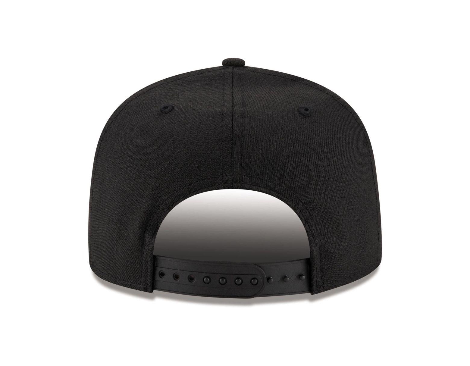50c3ee29fdf6ad KTZ Oakland Raiders Lids 20th Anniversary Script 9fifty Snapback Cap in  Black for Men - Lyst
