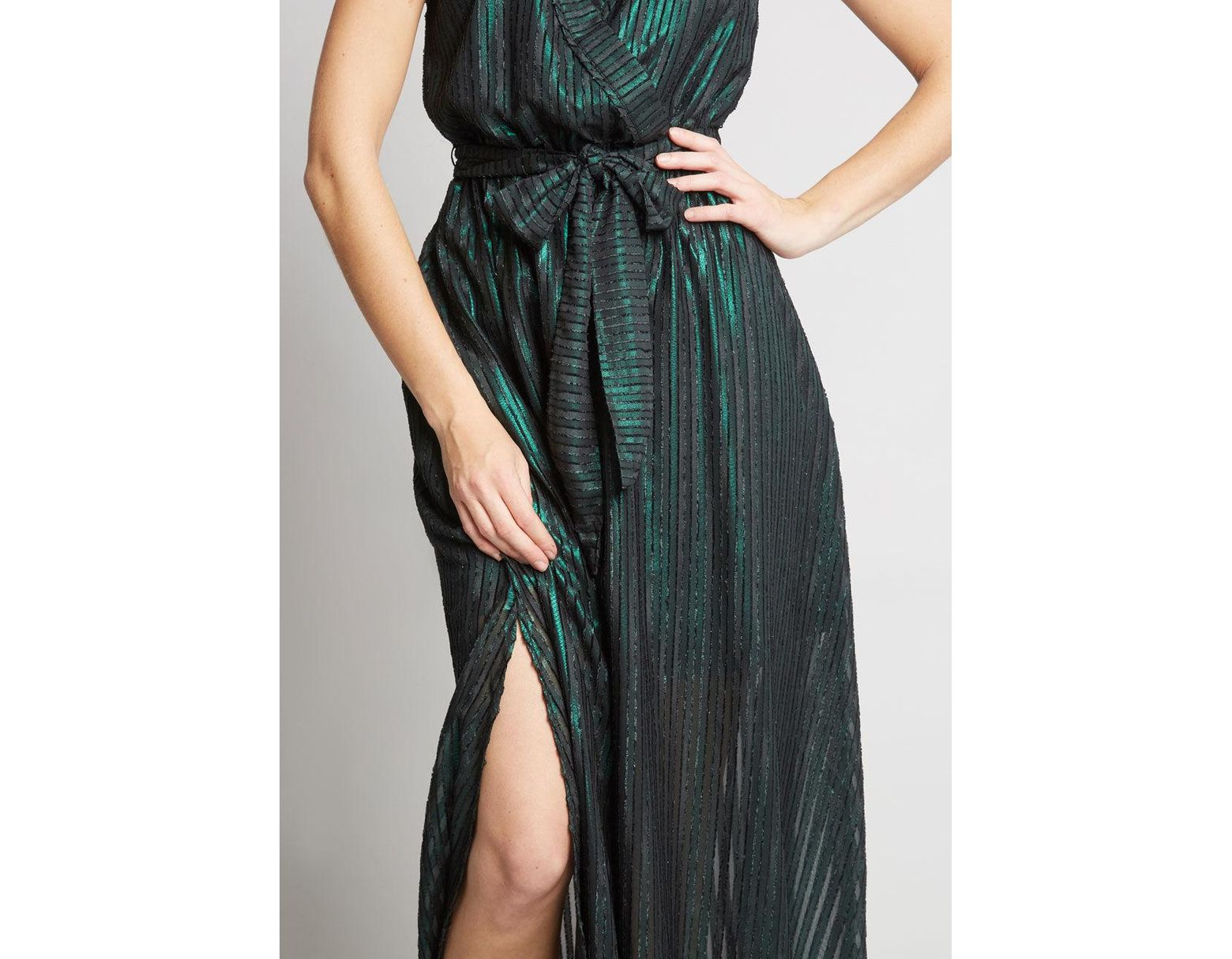410a33ed1f835 ModCloth Your Time To Shine Maxi Dress in Green - Save 43% - Lyst