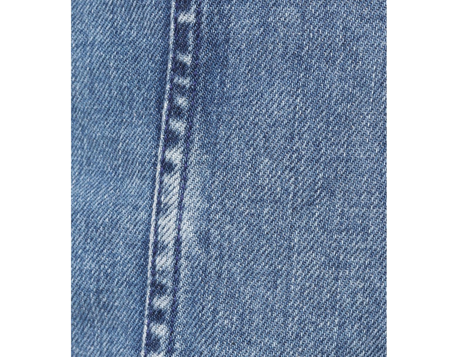 276b1e6e1b Public School Gil Edgar Denim Skirt in Blue - Save 40% - Lyst