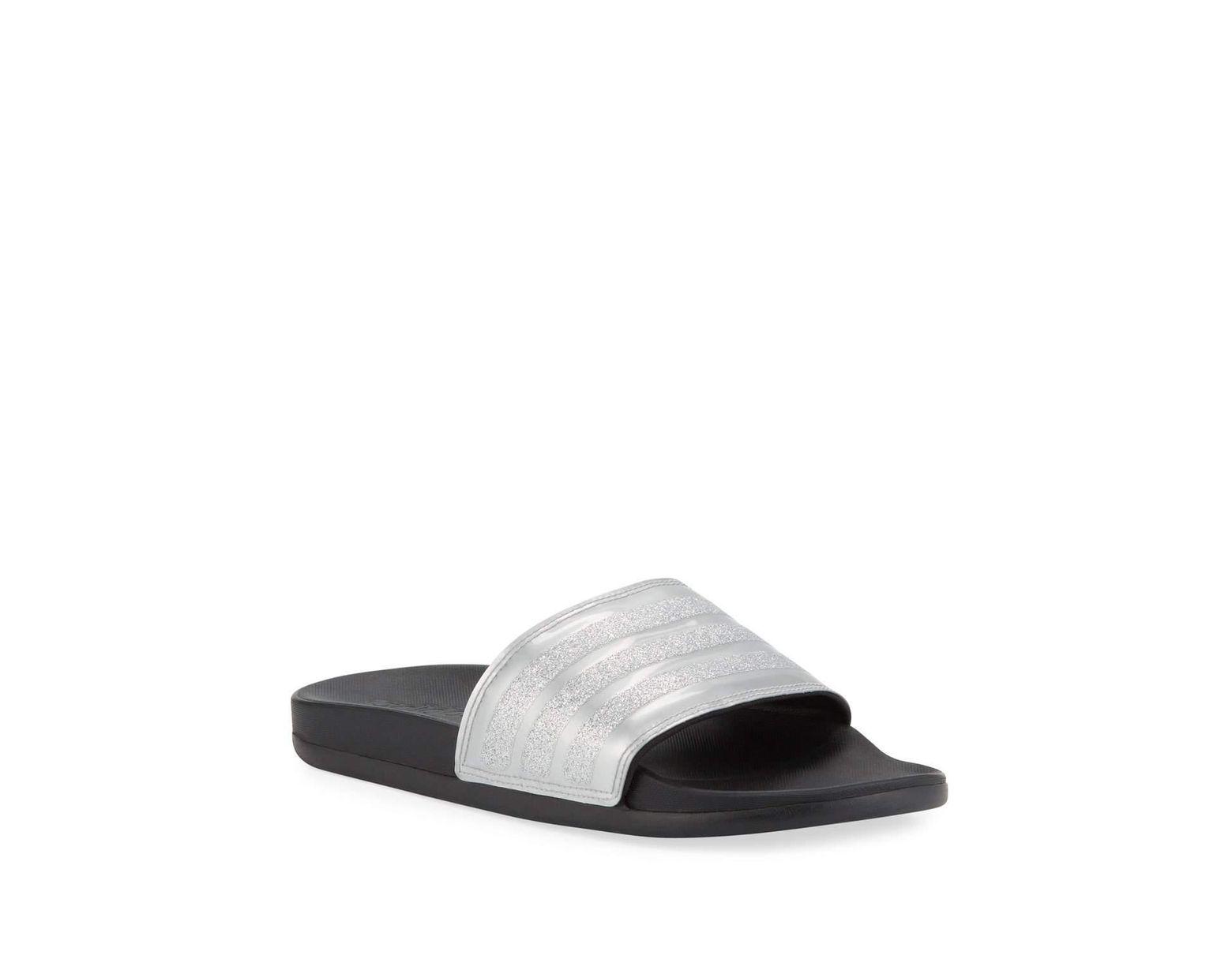 adidas adilette cloudfoam+ explorer donna slide sandals