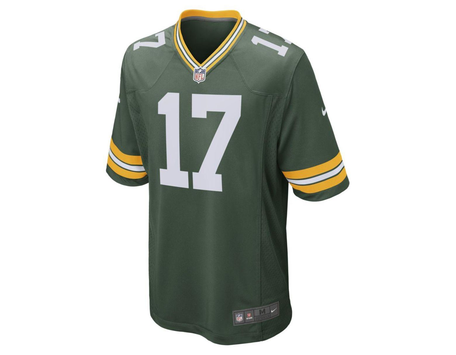 best cheap 97e2c c671c Nike Nfl Green Bay Packers Game Jersey (davante Adams ...
