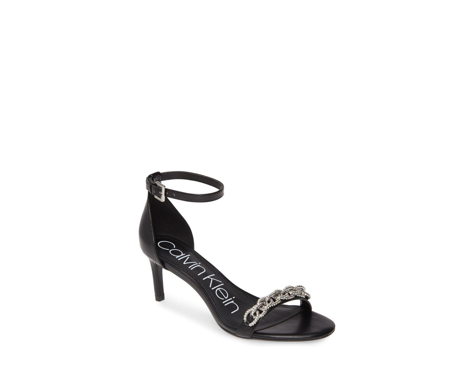 Reem Strap Women's Black 2 Sandal Ankle f7IYvg6by