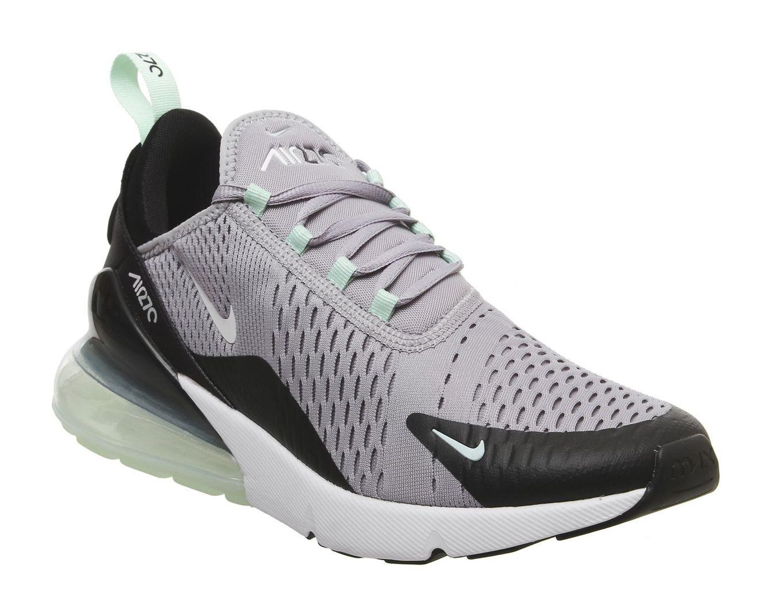 promo code a0935 fb213 Nike Air Max 270 Trainers in Gray for Men - Lyst