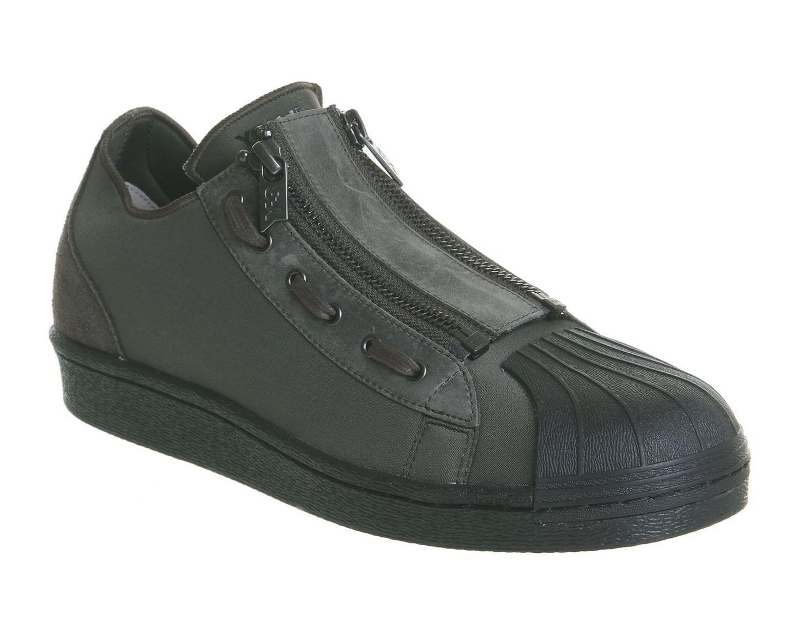8cefaf1043097 Y-3 Y3 Super Zip in Black for Men - Lyst