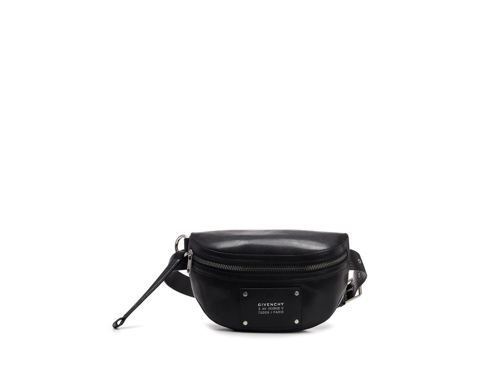 6dfc79b3247 Givenchy Belt Bags Fw19 Bk504wk0kt 001 in Black for Men - Lyst
