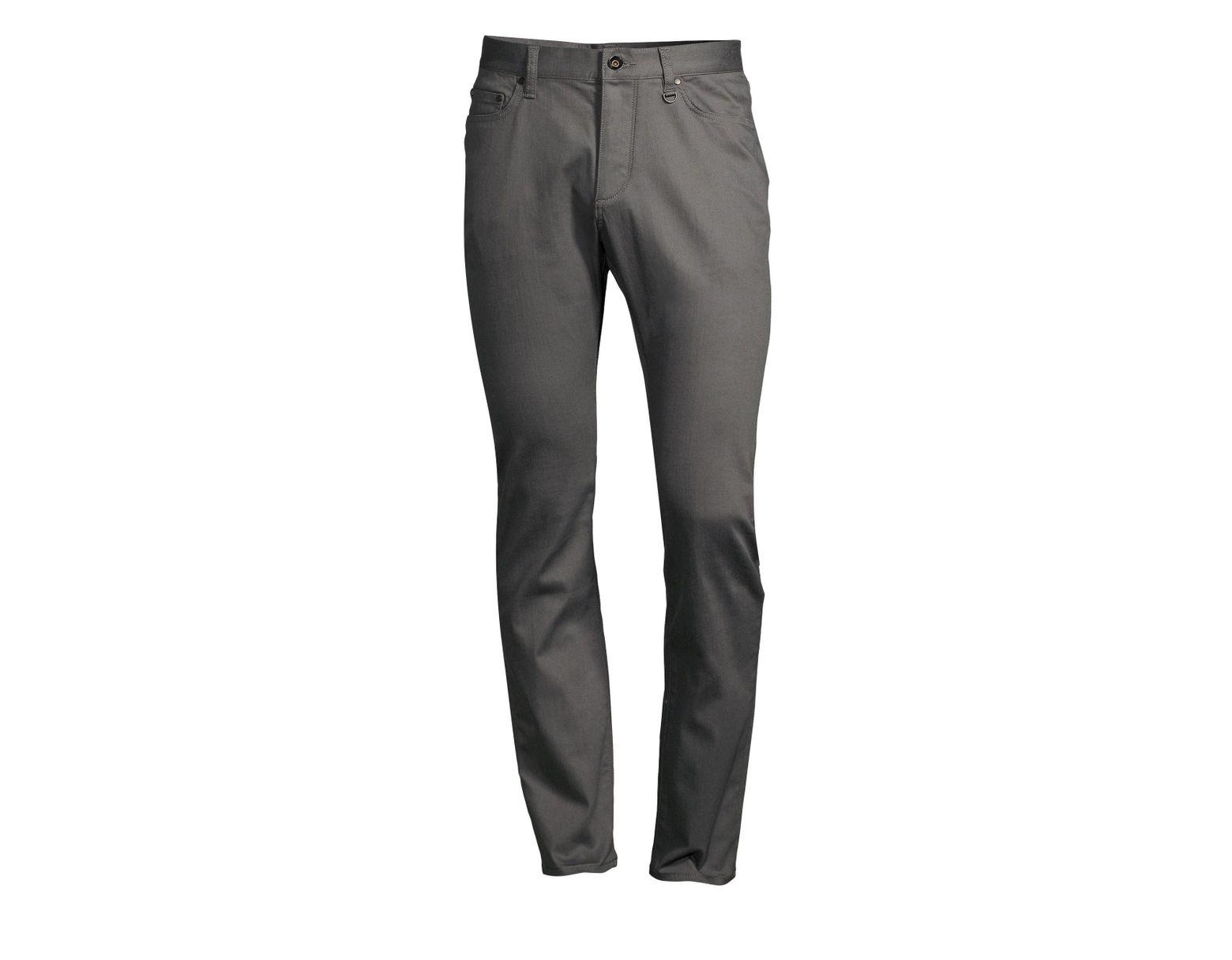 John Chelsea Jeans Steel Varvatos Men's Light Fit Grey Slim In yvnwOmPN80