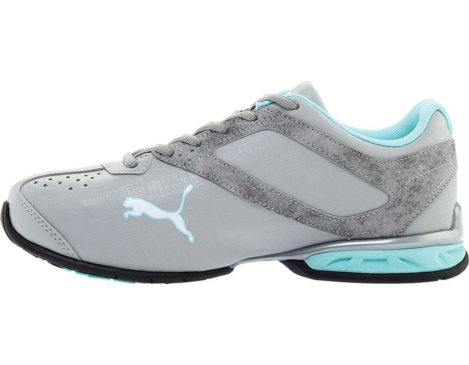 buy online af2a3 37475 Lyst - PUMA Tazon 6 Accent Cross Training Shoe in Blue