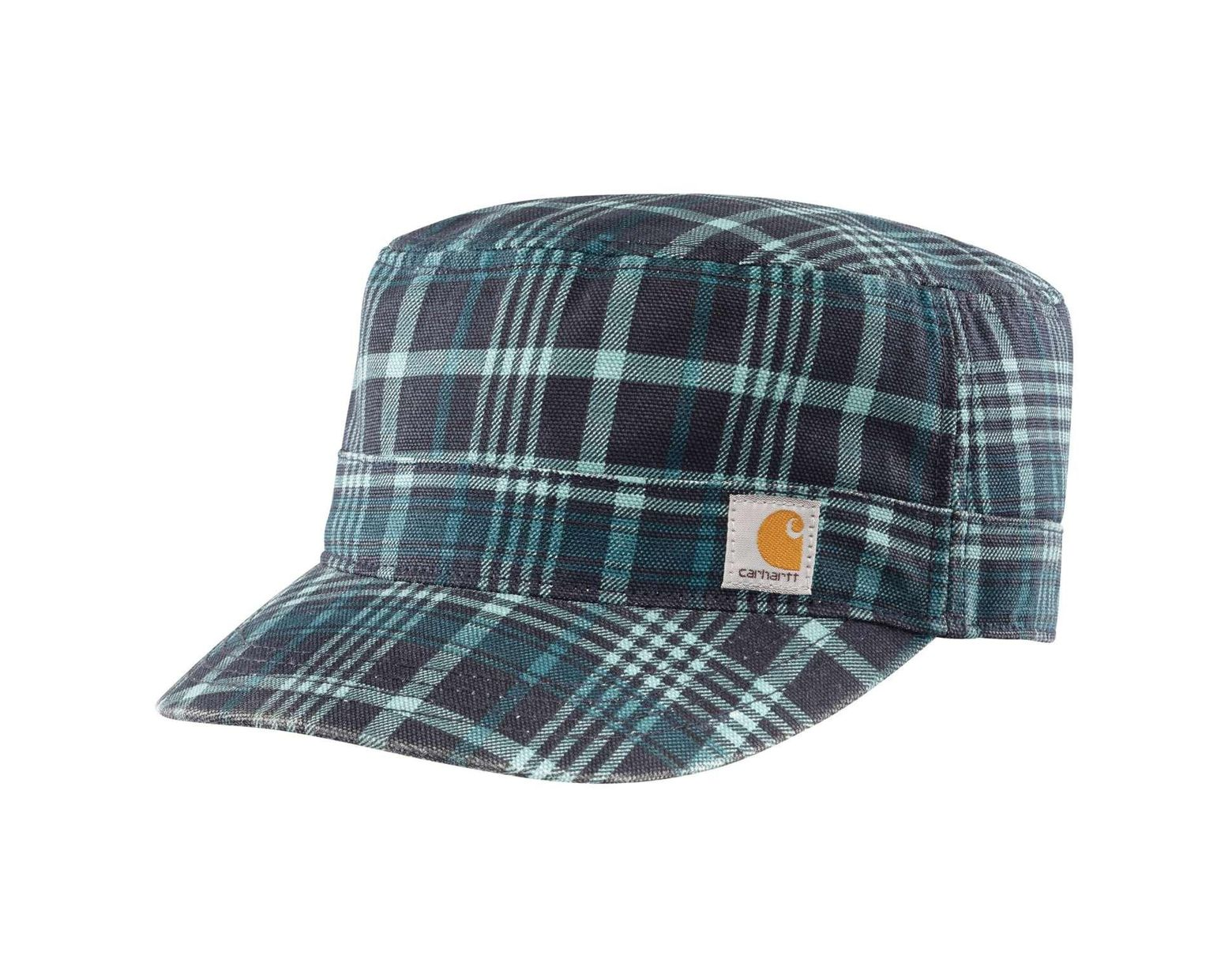 67f83bf09 Carhartt Hendrie Military Cap (for Women) in Blue - Lyst