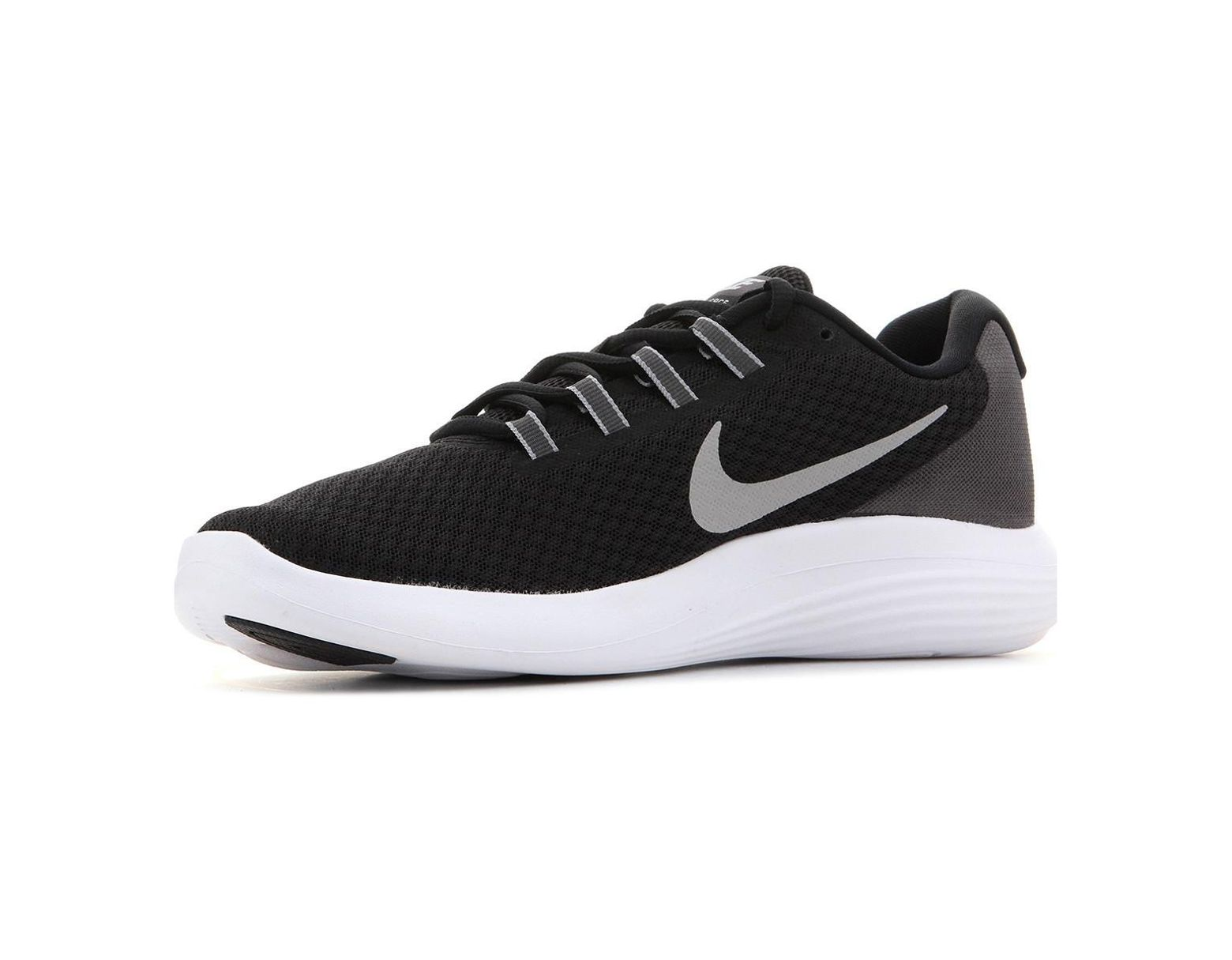 5f5c34b17339d Nike Mens Lunarconverge 852462-001 Men s Shoes (trainers) In Black in Black  for Men - Save 55% - Lyst
