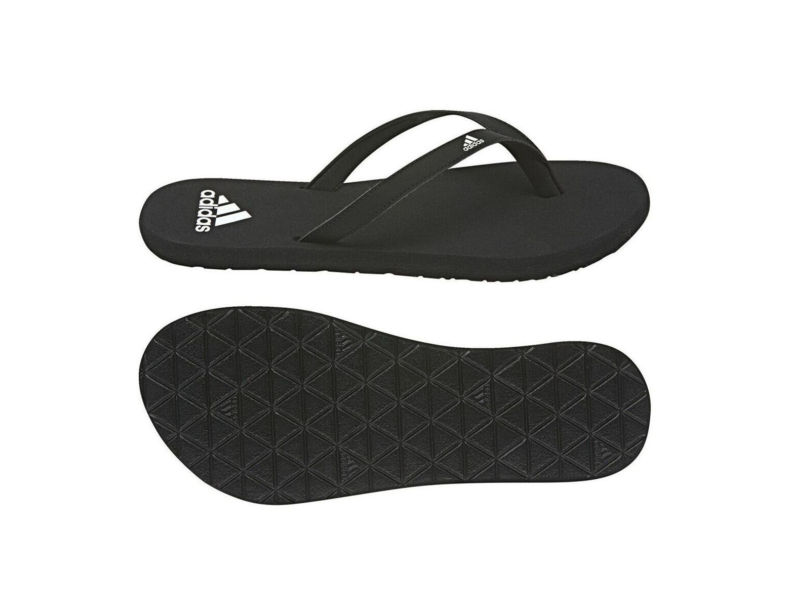 afa9f0de6 adidas Eezay Flip Flop F35035 Women's Flip Flops / Sandals (shoes) In Black  in Black - Lyst