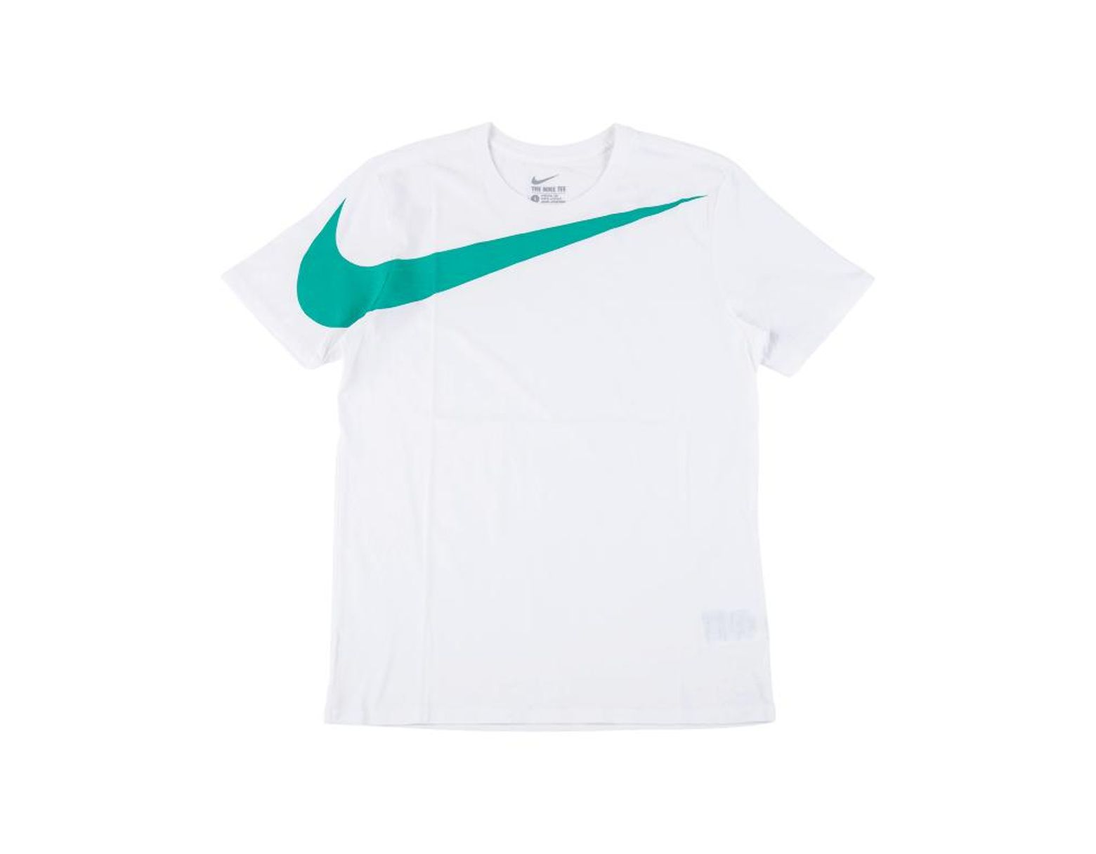 d1bdc656d76aa Nike Athletic T-shirt 'big Swoosh X Atmos' in White for Men - Lyst