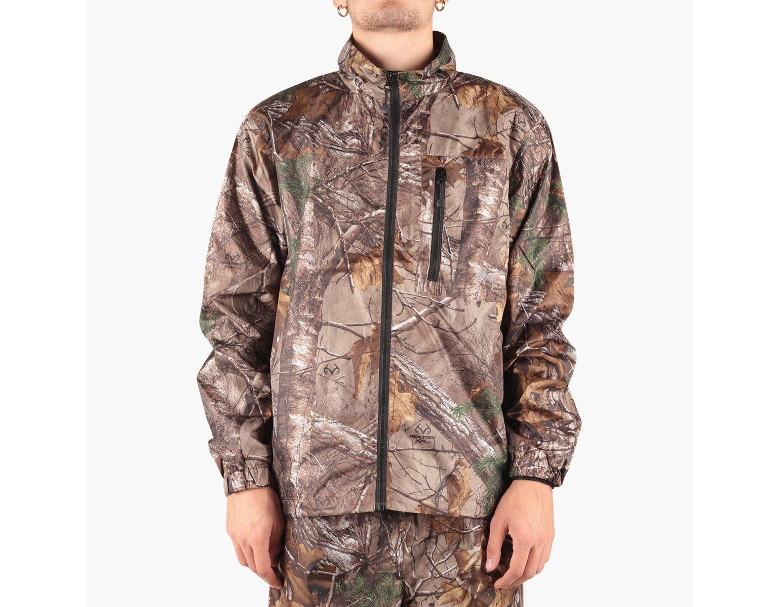 b0968f95349db Stussy Realtree Micro Rip Jacket for Men - Save 80% - Lyst