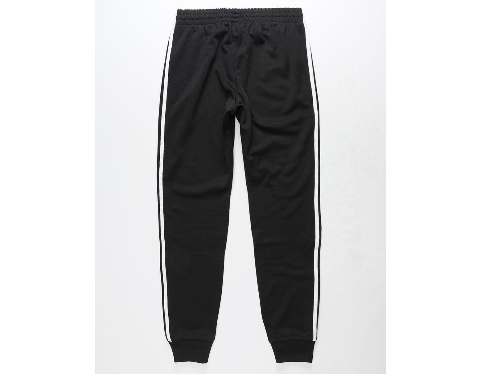 64c172e30 adidas Originals Side Stripe Mens Track Pants in Black for Men - Lyst