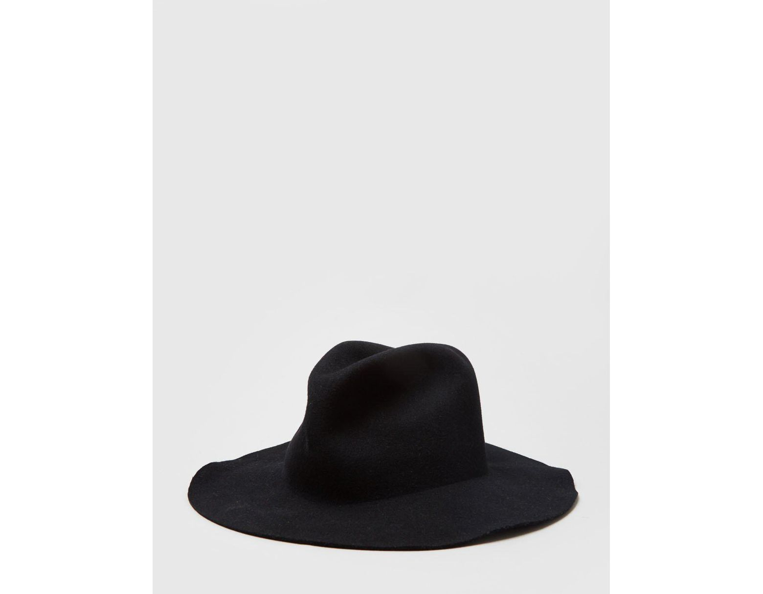 51484ea9 Bailey of Hollywood Bailey Inglis Widebrim Fedora Hat in Black for Men -  Lyst