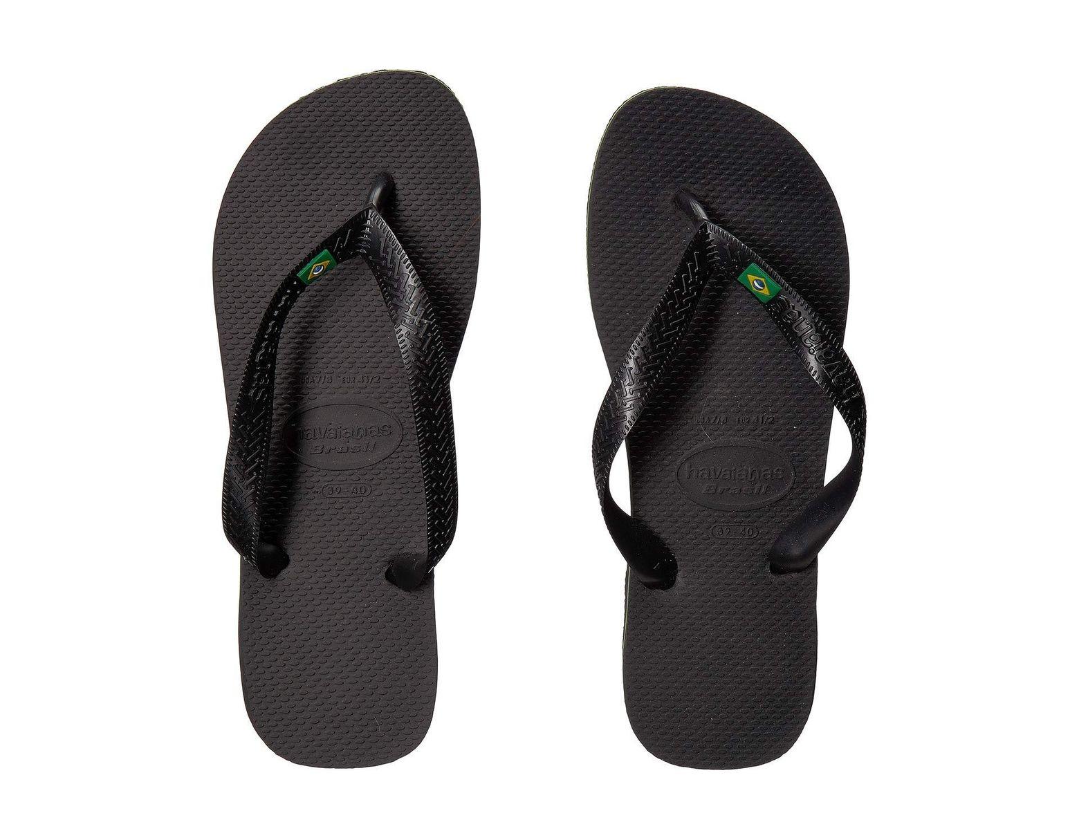 Black Flip Black FlopswhiteWomen's Brazil Sandals Black Brazil Sandals Flip Flip FlopswhiteWomen's Brazil Lq35Rjc4A