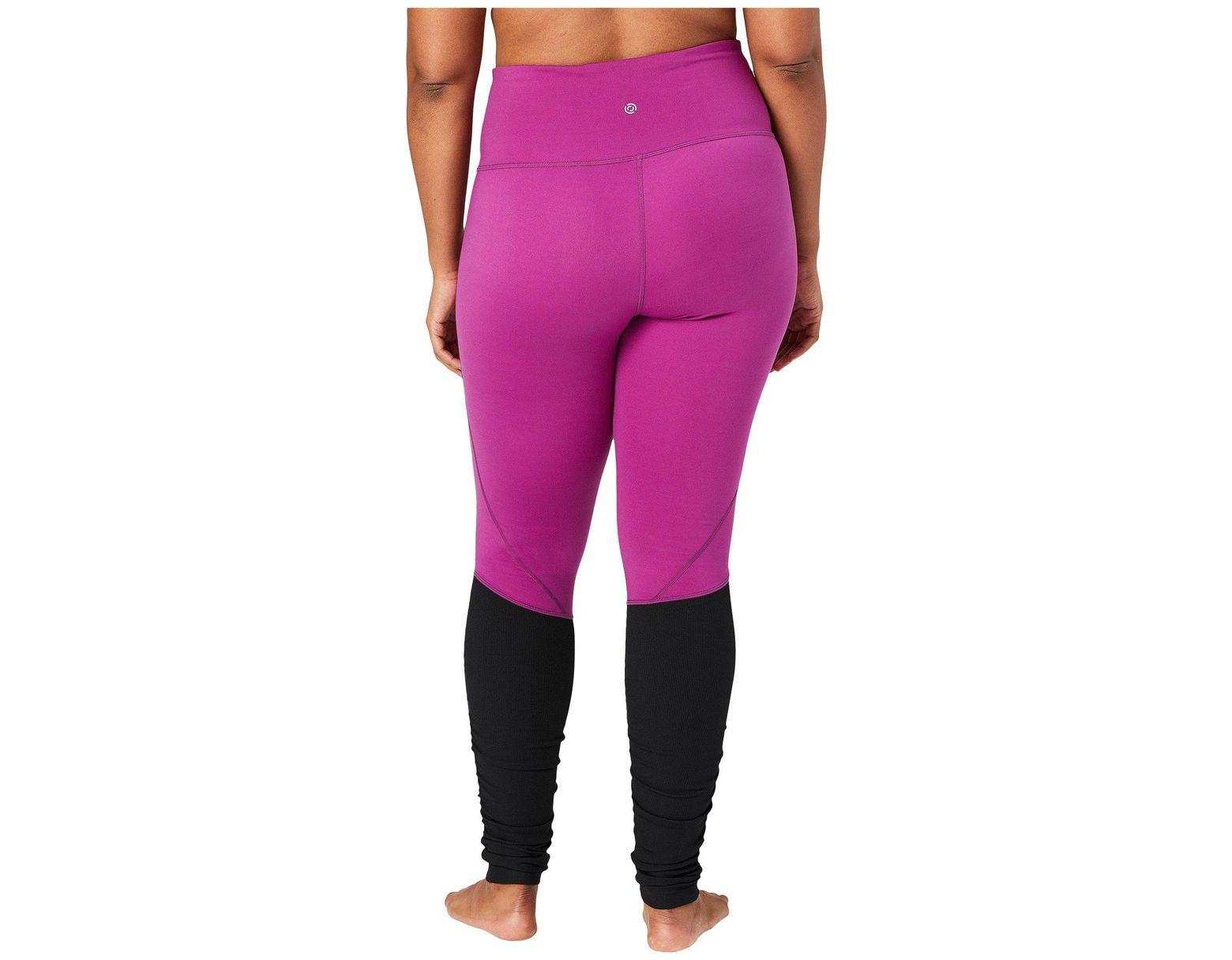 Core 10 Icon Series - The Ballerina Plus Size Yoga Leggings in ...