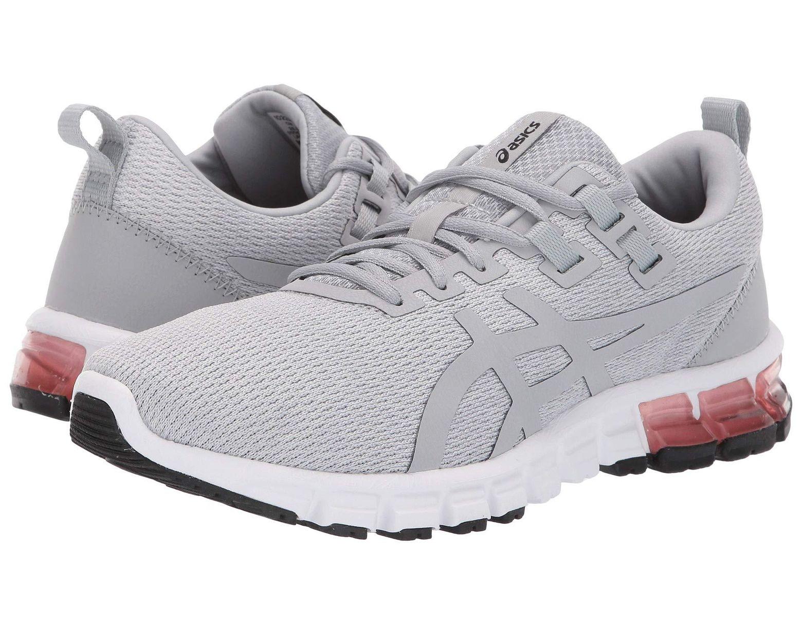 pretty nice 8cca7 4cc44 Lyst - Asics Gel-quantum 90 (mid Grey mid Grey) Women s Running Shoes in  Gray