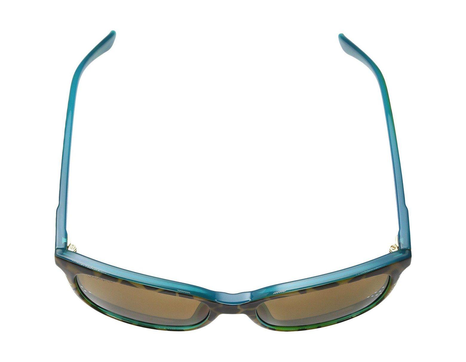 d0386e7e72 Smith Optics Colette (tortoise Marine chromapop Polarized Brown Lens)  Fashion Sunglasses in Blue - Lyst