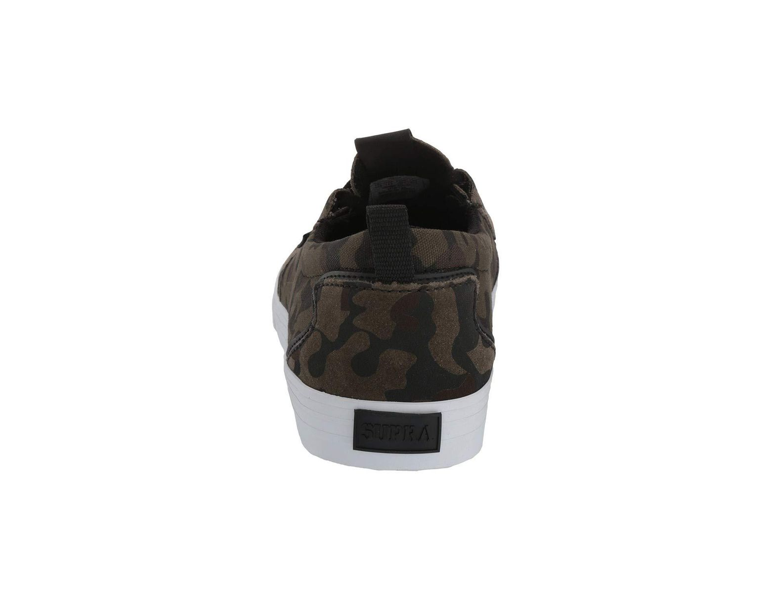 c6f021a3b79 Lyst - Supra Flow (camo white) Men s Skate Shoes for Men