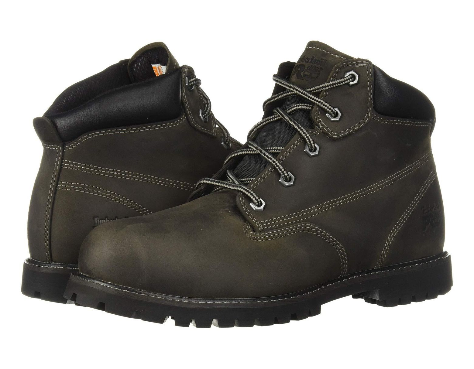 a0055331081 Timberland - Black Gritstone 6 Steel Safety Toe for Men - Lyst