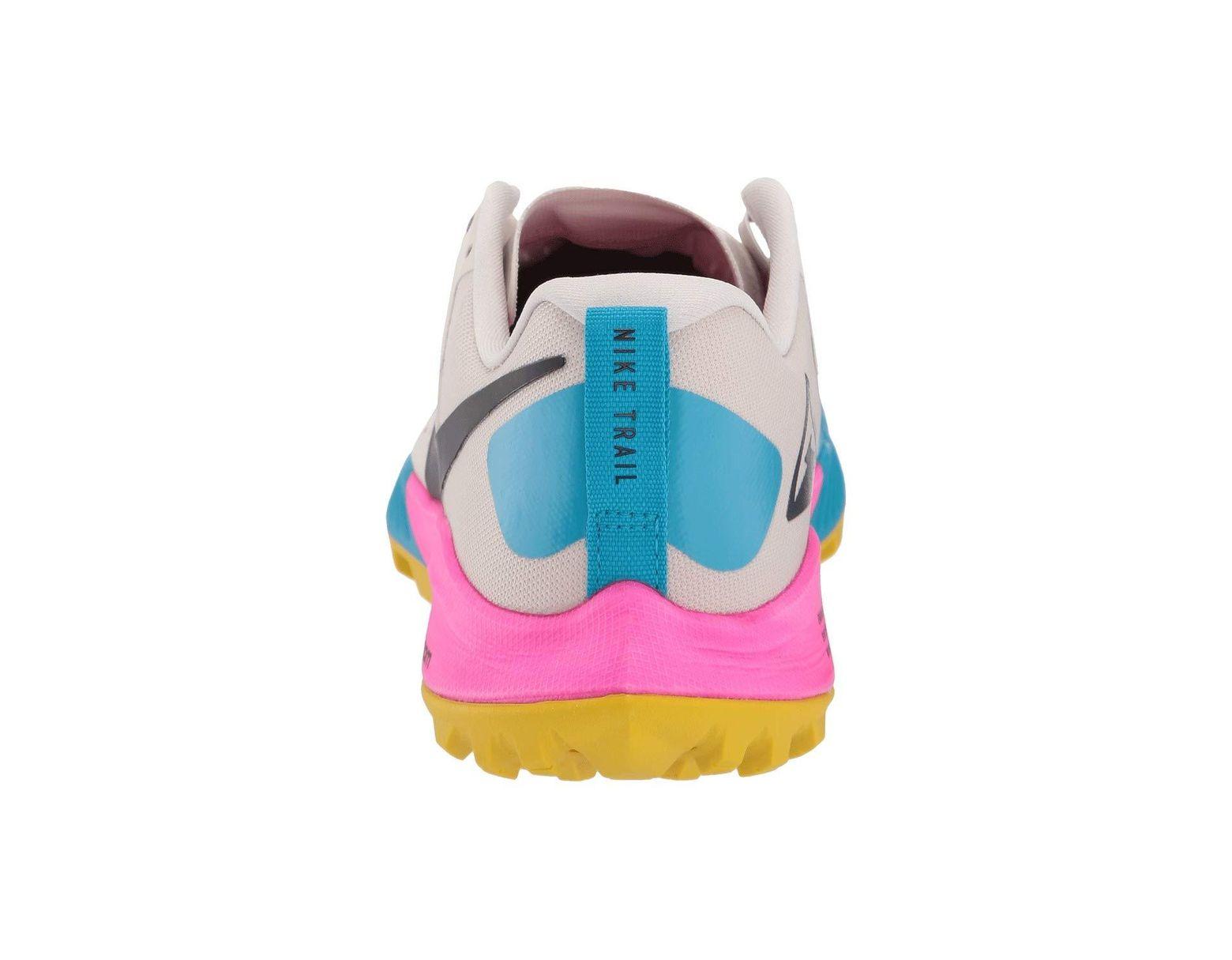 391edbfa260 Lyst - Nike Air Zoom Terra Kiger 5 (black barely Grey gunsmoke wolf Grey)  Women s Running Shoes