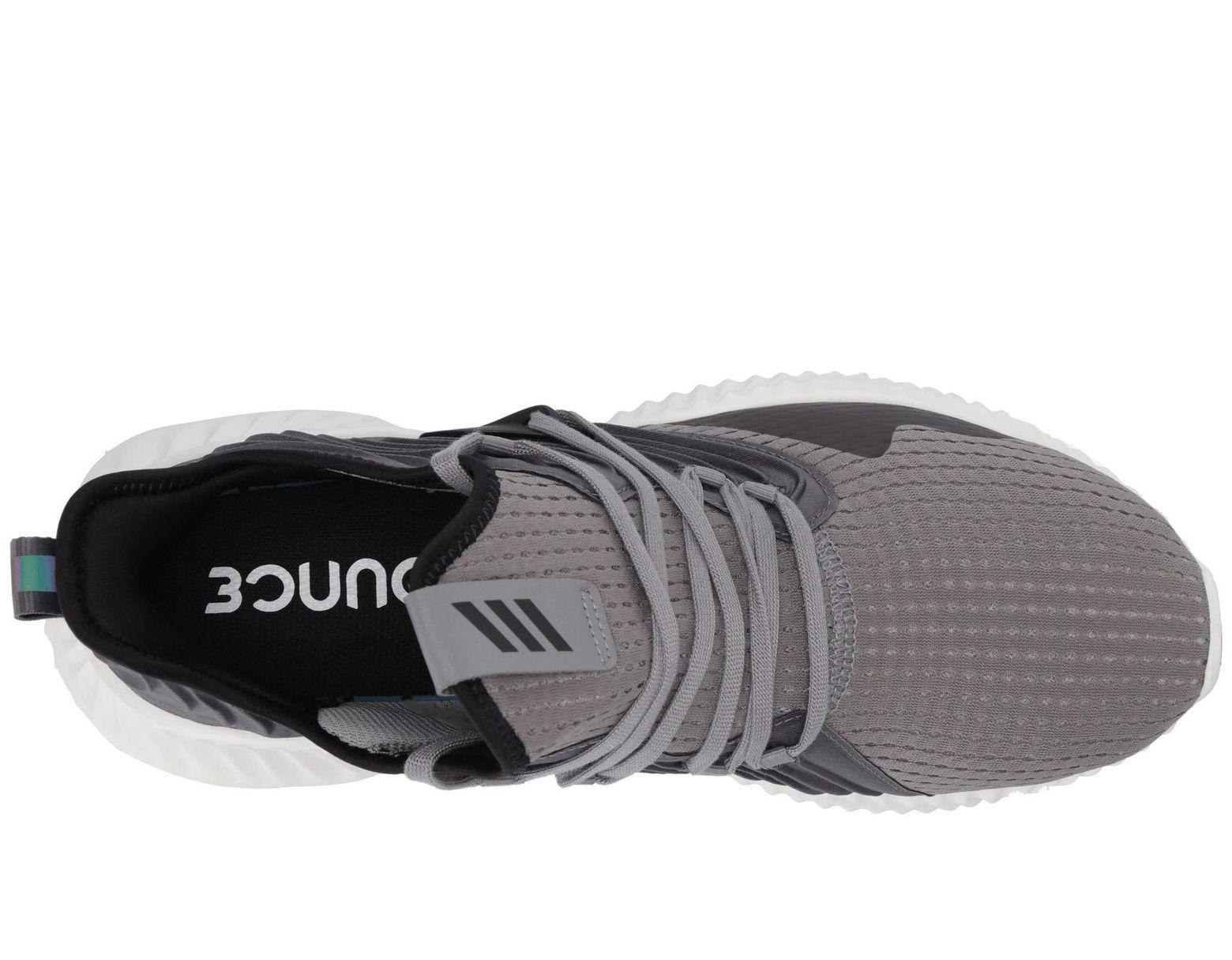 e794331ddbd76 Lyst - adidas Originals Alphabounce Instinct Cc (grey Three core Black grey  Five) Men s Shoes in Gray for Men