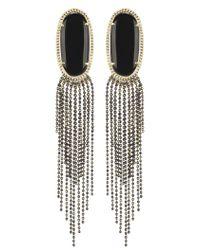Kendra Scott | Metallic Amy Earrings | Lyst