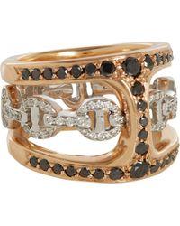 Hoorsenbuhs | Metallic Dame Phantom Clique Rings | Lyst