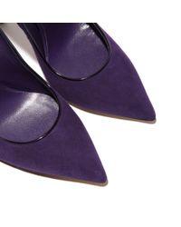 Casadei - Purple Blade - Lyst