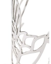 Carven - Metallic 'Bird' Cuff - Lyst