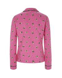 Juicy Couture - Pink Kitty Pyjama Set - Lyst