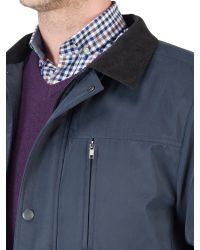 Skopes - Blue Bridgeford Coat for Men - Lyst