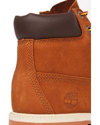 Timberland - Brown Premium Waterproof Boots In Rust - Lyst