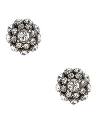 kate spade new york | Metallic Putting On The Ritz Stud Earrings | Lyst