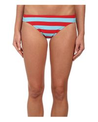 DKNY | Red Classic Bottom | Lyst